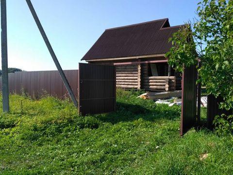Дом новый бревенчатый на участке 15 соток - Фото 4