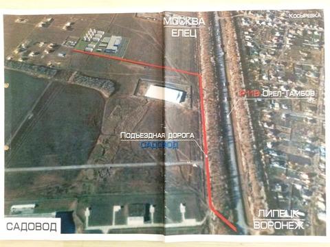 Продажа земельного участка, Липецк, Липецк - Фото 3