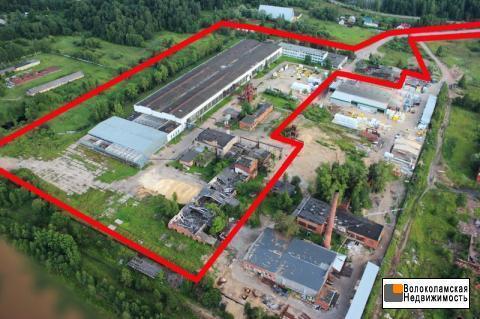 Продажа производственного комплекса в Волоколамске - Фото 1