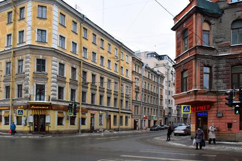 Объявление №42015464: Продаю комнату в 4 комнатной квартире. Санкт-Петербург, ул. Советская 8-я, 41,