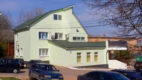 Здание коммерческого банка в центре Волоколамска на ул. Пролетарская - Фото 1
