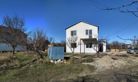 Продам 2-х этажный дом с шикарным видом на долину и гору Чатырдак - Фото 4