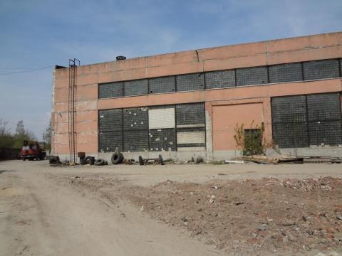 База производственно-складскуя - Фото 1