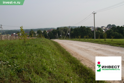 Продажа участка, Ненашево, Заокский район, Весёлый бобрёнок - Фото 1