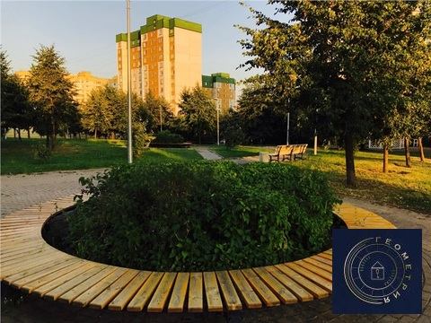 2-комн. м.Борисово Борисовские пруды 6к1 (ном. объекта: 20102) - Фото 3