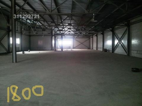 1). 2-х этажное помещение -3000 кв.м. производственно-складского назна - Фото 1