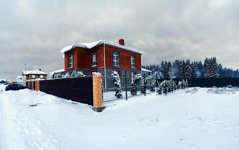 Каменный дом под ключ 200 м2 - 12 млн рубкиевское шоссе - Фото 5