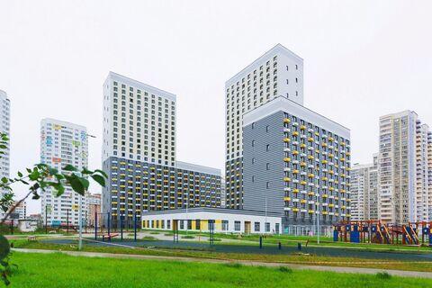 Продается 3-комнатная квартира в ЖК новокуркино - Фото 2
