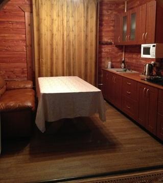 Деревянный коттедж на компанию до 15 человек в Ганусово - Фото 2