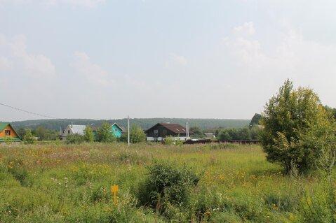 Уникальное предложение продается участок 12 соток в черте г.Домодедово - Фото 1