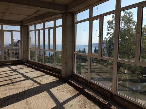 Апартаменты с видом на море, Ялта, Восход, новострой - Фото 1