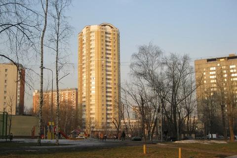 Двухкомнатная квартира, Бескудниковский бульвар, дом 38, корпус 1 - Фото 1