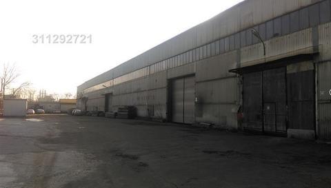 Под склад, выс. потолка: 10 м, неотаплив. /утеплен, (сендвич панели), - Фото 1
