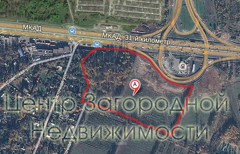Участок, Варшавское ш, 1 км от МКАД, Дубровский. Участок расположен . - Фото 5