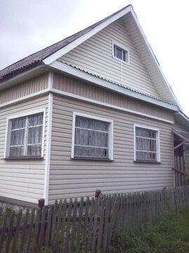 Дом в д.Абрамовская Слобода 65 кв.м на 30 сотках - Фото 1