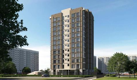 2-к. кварт. 69,9 кв.м. в современном доме бизнес-класса ЗАО г. Москвы - Фото 3