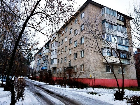 Продается 2 к. кв. в г. Раменское, ул. Красный Октябрь, д. 43а - Фото 1