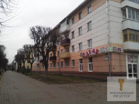 2-х комнатная квартира в центре г.Орша по ул.Мира - Фото 1