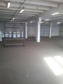 Сдам складское помещение 445 кв.м, м. Международная - Фото 1