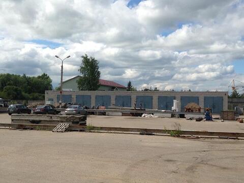 Продам производственно-складской комплекс 4768 кв.м. - Фото 2
