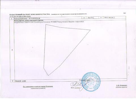 Участок 15 сот. в г. Подольск ИЖС в ипотеку. - Фото 5