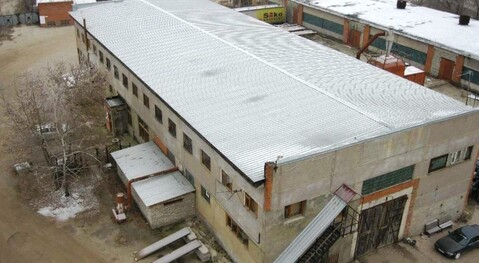 Продажа производств-складской базы 3085 м2 в Раменском, Шоссейная 13 - Фото 1