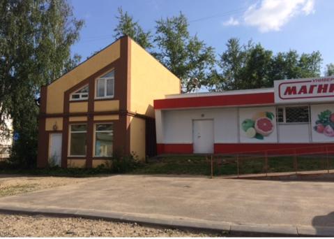 Продается нежилое здание 102кв.м. 2этажа. д.Богданиха.Ивановский район - Фото 1