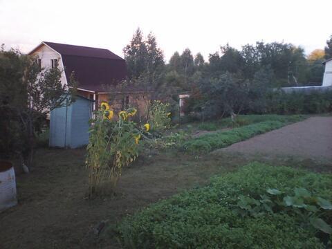 Домик с участком в Шаблыкино в Пушкинском районе - Фото 1