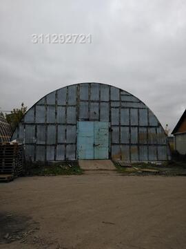 Под склад-офис/офис/произ-во, отапл, на огорож. охран. терр. 204 метр - Фото 1