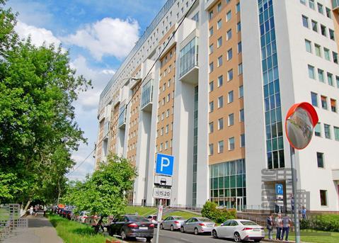 Офис 481м в бизнес-центре класса А - Фото 1