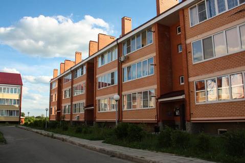 Просторная квартира с индивидуальным газовым отоплением - Фото 1