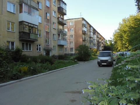 Продам 1ком.квартиру ул.Танковая, д.13 м.Заельцовская - Фото 1