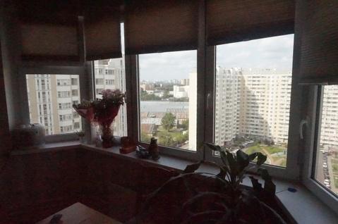 Продается Трехкомн. кв. г.Москва, Нарвская ул, 1ак2 - Фото 3