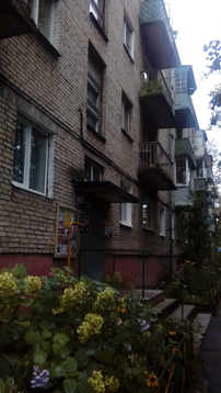 Чехов город, улица Чехова 41, 2 ком. кв-ра - Фото 1