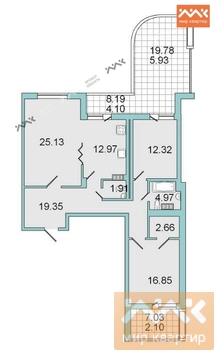 Продажа квартиры, м. Горьковская, Посадская Б. ул. 12 - Фото 2