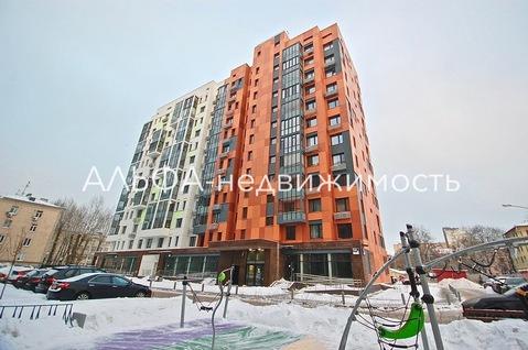 2-к. квартира 60 м2 ул. Пресненский Вал, 14 к.1 - Фото 1