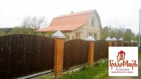 Продается дача, Сергиев Посад г, Деулино с, 10 сот - Фото 1