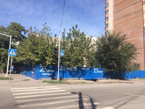 23.2 сотки с фасадом на ул.Соколова\ул.Варфоломеева-район цгб - Фото 3