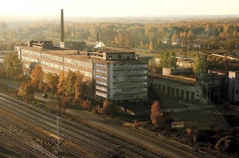 Продам производственный комплекс 12800 кв.м. - Фото 1