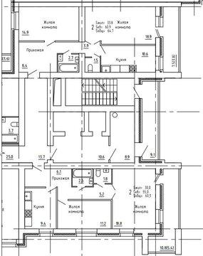 Продажа 1-комнатной квартиры, 36.8 м2, Пугачёва, д. 29а, к. корпус А - Фото 5