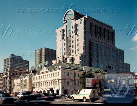 Сдам офис 289 кв.м, бизнес-центр класса A «Смоленский Пассаж» - Фото 3