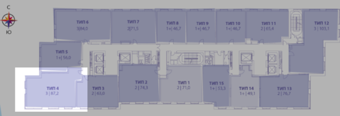 Продажа 3-х комнатной квартиры в элитном доме на Шелепихинской - Фото 4