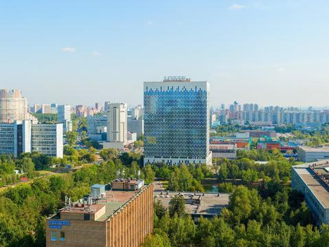 Офис 123кв.м. в БЦ класса В+ м. Калужская - Фото 2