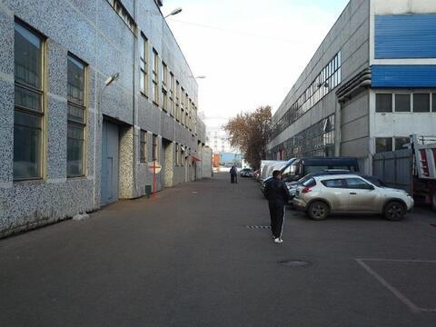 Производственно-складской комплекс 18 000 м2 в юао Котляковская 7 - Фото 3