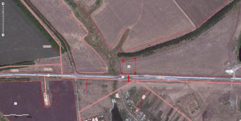 Участок 1,13 Га, 18 км от Балашова по федеральной трассе. - Фото 1