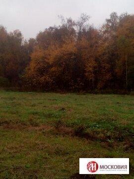 Прилесной участок 14,42 сотки в кп вблизи д.Клоково, 10мин от г.Троицк - Фото 2