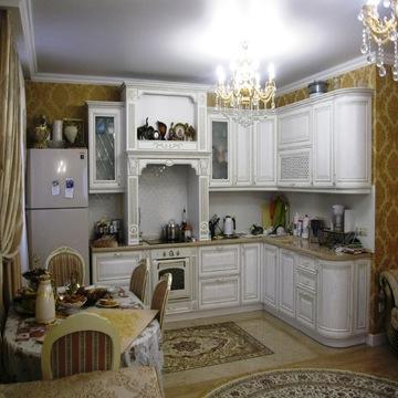 Баруди 20а 3 комнатная с дизайнерским ремонтом паркинг бонусом метро - Фото 1