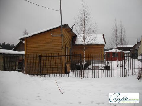 Выборг, станция 117 км, Дом+участок. Цена: 1100 т.руб - Фото 1