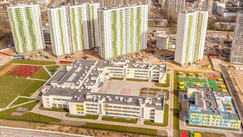 Продажа 2-комнатной квартиры в Калининском районе, 58 м - Фото 1