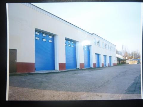 3000кв.м.уч.1.5гапод производство, склад, представительство - Фото 1